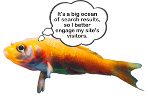 SEO goldfish