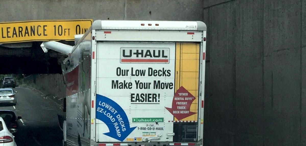 Storrowed truck